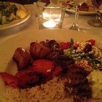 Photo taken at Asteras Greek Taverna by Deidre T. on 8/14/2013
