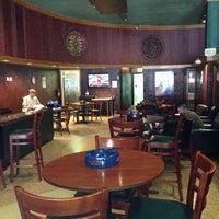 Photo taken at King Corona Cigars Cafe & Bar by Zach L. on 8/1/2013