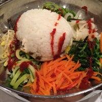 Photo taken at Cho Sun Gal Bi Korean BBQ & Sushi Bar by Anabel M. on 6/13/2014