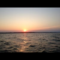 Photo taken at Narragansett Bay by Taylor B. on 7/17/2013