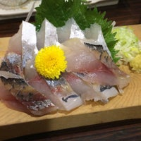 Photo taken at 居酒屋 酒元 by Shingo (. on 10/18/2015