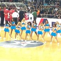 Photo taken at Abdi İpekçi Arena by Özgür K. on 4/17/2013