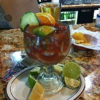 Photo taken at El Pescador Restaurant #14 by Evan G. on 10/13/2012