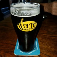 Photo taken at Worth Brewing Company by Tom T. on 10/2/2016