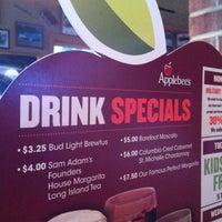 Photo taken at Applebee's by Kelsey V. on 4/19/2013