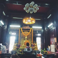 Photo taken at Wat Krok Krak by Yume P. on 2/14/2016