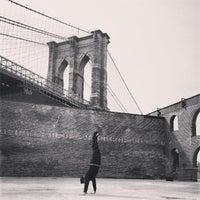 Photo taken at Brooklyn Bridge Park by Rich H. on 3/24/2013