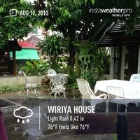 Photo taken at Wiriya House by Wiriya H. on 8/12/2013