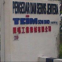Photo taken at Tcim Sdn Bhd by Mohd J. on 9/14/2013