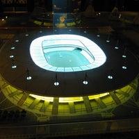 Photo taken at Stade de France by Thiago M. on 3/5/2013