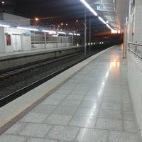 Photo taken at İzban Naldöken İstasyonu by Hakan Ö. on 3/3/2013
