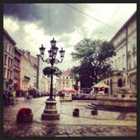 Photo taken at Rynok Square by Любовь К. on 6/6/2013