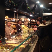 Photo taken at Delicatessen by zeynep y. on 12/18/2013