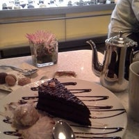 Photo taken at Chocolat by Michelle K. on 3/25/2013