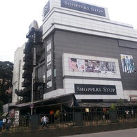 Photo taken at Shoppers Stop by SHARAD Y. on 9/27/2013