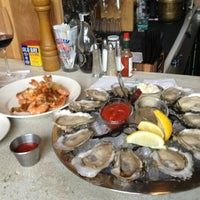 Photo taken at Henlopen City Oyster House by Ed G. on 3/2/2013