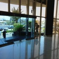 Photo taken at Al Jazira Bank . Head Office   بنك الجزيرة by Majed . on 5/4/2013