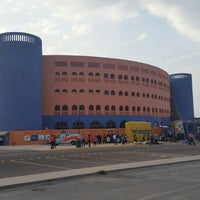 Photo taken at Coliseo Centenario by PromoSiglo T. on 7/13/2014