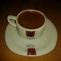 Photo taken at Cazgır by Cansu P. on 9/1/2013