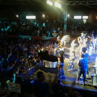 Photo taken at Arena Vip by Ângelo B. on 4/21/2013