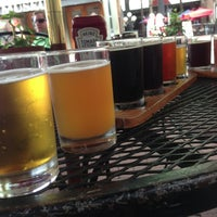 Photo taken at Morgan Street Brewery by Matt S. on 6/6/2013