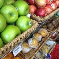 Photo taken at Azure Natural & Organic Foods by Ashlee V. on 4/14/2013