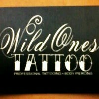 Photo taken at Wild Ones Tattoo by Menggai Ü on 4/19/2013