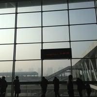 Photo taken at 苏州园区火车站 | Suzhou Industrial Park Railway Stn. by Kevin C. on 2/24/2013