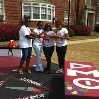 Photo taken at Clark Atlanta University by DQ T. on 4/6/2013