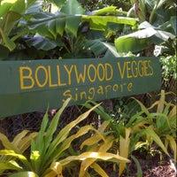 Photo taken at Bollywood Veggies by Yu Xuan C. on 11/17/2012