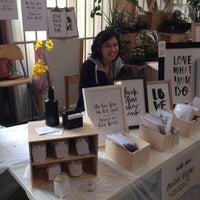 Photo taken at Rose Street Artists' Market by Linda N. on 6/28/2015