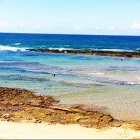 Photo taken at Praia do Pirui by Bárbara S. on 5/30/2013