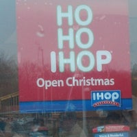 Photo taken at IHOP by Charyl M. on 12/9/2012