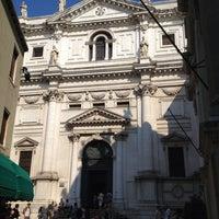 Photo taken at Chiesa di San Salvador by Sergey V. on 7/12/2013