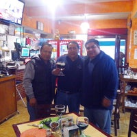 Photo taken at Los Tres Compadres by Anselmo N. on 6/21/2014