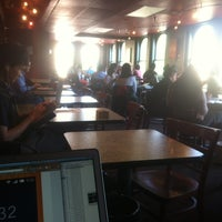Photo taken at Red Rock Coffee by Jon L. on 6/12/2013