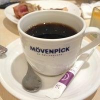 Photo taken at 莫凡彼歐風餐廳 Mövenpick Restaurant by Metis A. on 7/13/2013