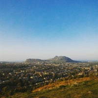 Photo taken at Blackford Hill by Ferdinand G. on 5/10/2016