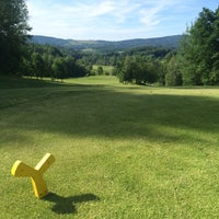Photo taken at Ypsilon Golf Resort Liberec by Petr K. on 6/7/2016