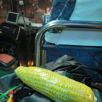 Photo taken at Genesis Bus Terminal by Kitty MOnster F. on 10/10/2015