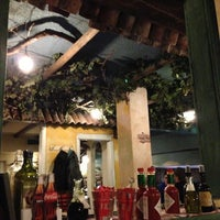 Photo taken at Pizzeria in špageterija Piazza by Thomas B. on 12/2/2012