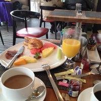 Photo taken at Cafe Dupont by Loreto Miranda on 5/7/2013