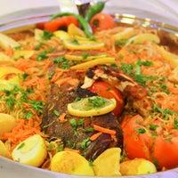 Photo taken at Najil alba7r    ناجل البحر by Najil alba7ar Restaurant م. on 4/25/2015