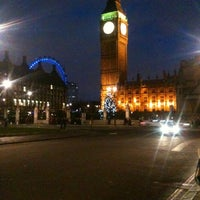 Photo taken at Parliament Square by Costis B. on 12/15/2012