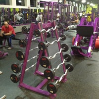 Photo taken at Planet Fitness by Brook G. on 9/18/2013