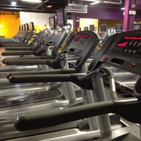 Photo taken at Planet Fitness by Brook G. on 10/10/2013