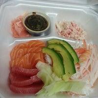 Photo taken at Tokyo Sushi Bar by Carolina L. on 11/22/2013