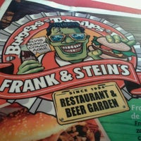 Photo taken at Frank & Stein's by Gonzo R. on 10/15/2012