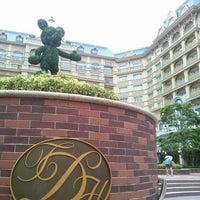 Photo taken at Tokyo Disneyland Hotel by Shin on 6/28/2013