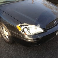 Photo taken at Broadway Automotive Auto Repair and Car Towing by Tommy C. on 11/20/2012